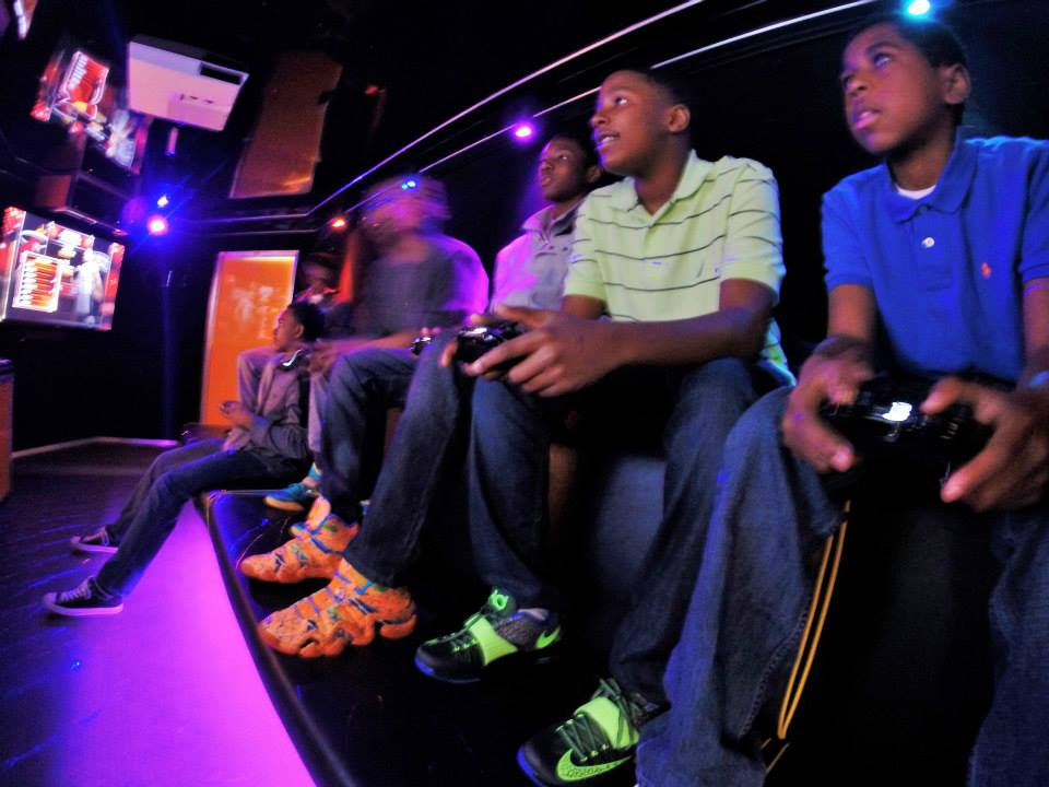 Imagine Travel Trailer >> Video Game Birthday Parties in Hattiesburg, Mississippi